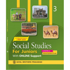 Social Studies For Juniors Book 3 (With Online Support)