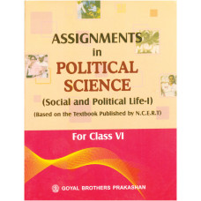 Assignment In Political Science For Class 6