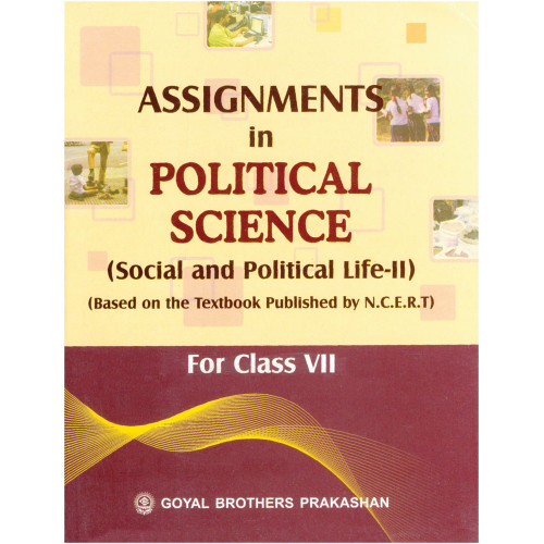 Assignment In Political Science For Class 7