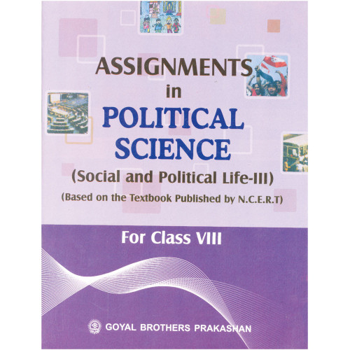 Assignment In Political Science For Class 8
