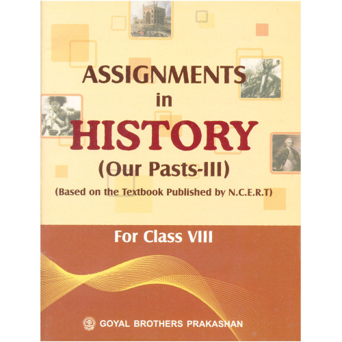 Assignment In History For Class 8