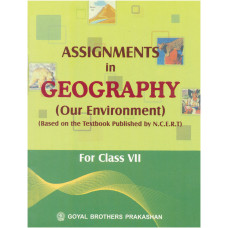 Assignment In Geography 7