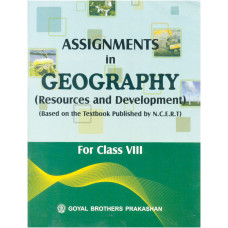 Assignment In Geography 8