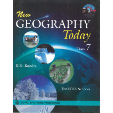 New Geography Today Book 2 For Class 7