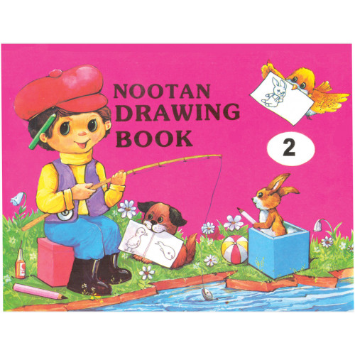 Nootan Drawing Book 2
