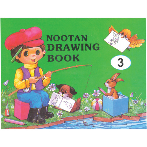 Nootan Drawing Book 3