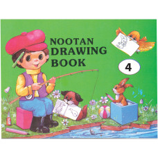 Nootan Drawing Book 4