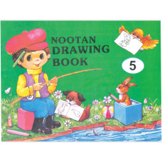 Nootan Drawing Book 5