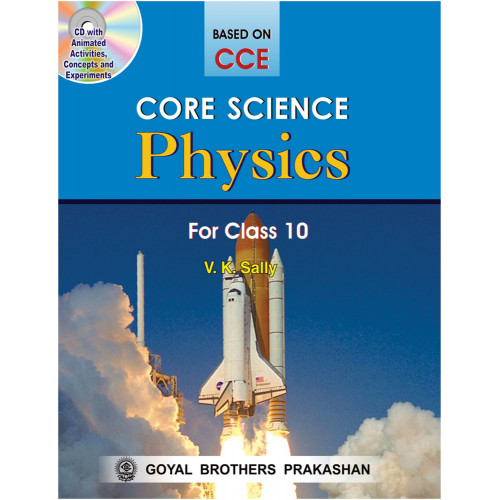 Core Science Physics For Class X