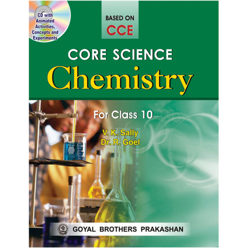 Core Science Chemistry For Class X