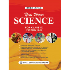 New Wave Science For Class IX For Term I & II