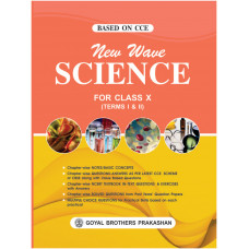 New Wave Science For Class X For Term I & II