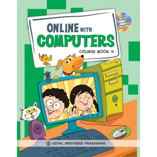 Online With Computers Course Book 4 (With Online Support)