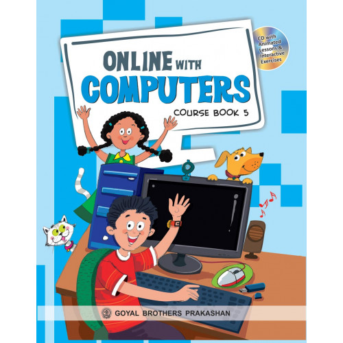 Online With Computers Course Book 5 (With Online Support)