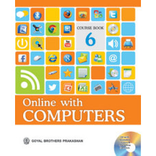 Online With Computers Course Book 6 (With Online Support)