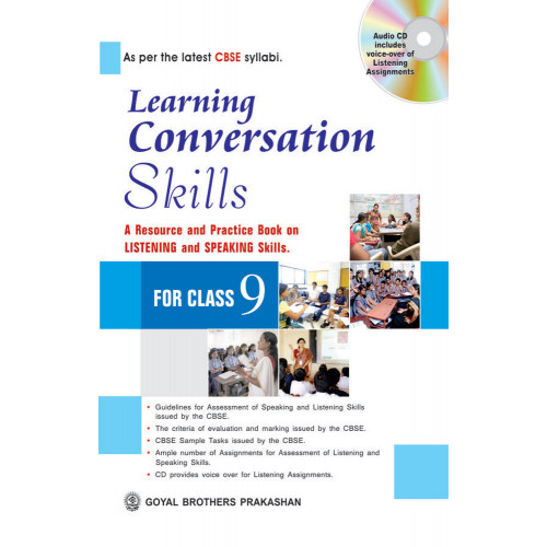 Learning Conversation Skills For Class IX