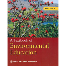 A Textbook Of Environmental Education For Class IX