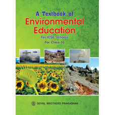 A TextBook Of Environmental Education For Class X