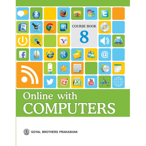 Online With Computers Course Book 8 (With Online Support)