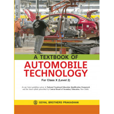A Textbook Of Automobile Technology For Class X Level 2