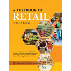 A Textbook Of Retail For Class X Level 2