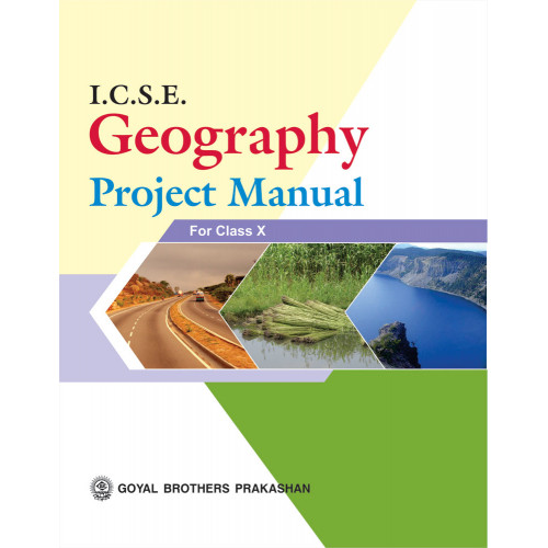 ICSE Geography Project Manual For Class X