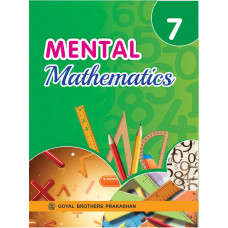 Mental Mathematics Book 7