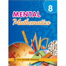 Mental Mathematics Book 8