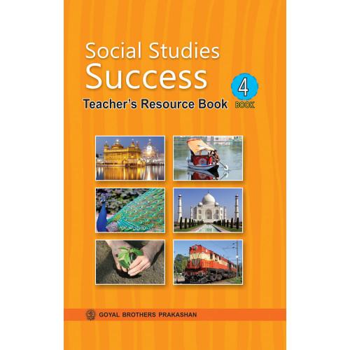 Social Studies Success Teachers Resource Book 4