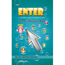 Enter A Complete Course In Computer Science Teachers Book-6