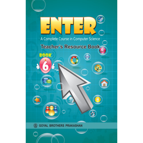 Enter A Complete Course In Computer Science Teachers Book 6
