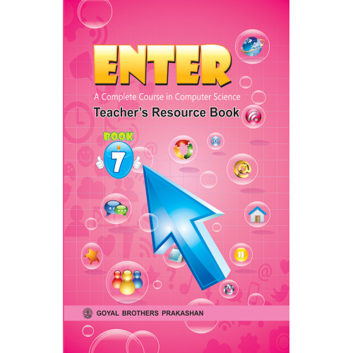 Enter A Complete Course In Computer Science Teachers Book 7