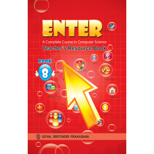 Enter A Complete Course In Computer Science Teachers Book 8