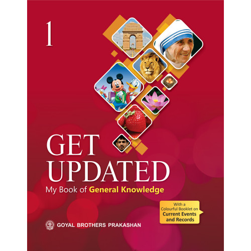 Get Updated My Book Of General Knowledge Book 1