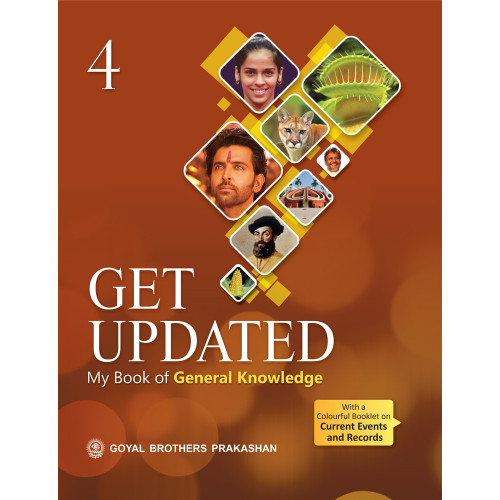 Get Updated My Book Of General Knowledge Book 4