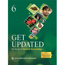 Get Updated My Book Of General Knowledge Book 6