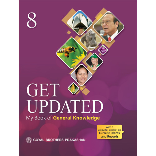 Get Updated My Book Of General Knowledge Book 8