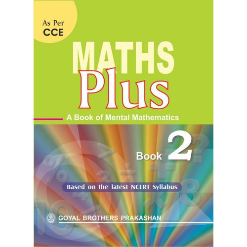 Maths Plus A Book Of Mental Mathematics For Class 2
