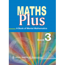 Maths Plus A Book Of Mental Mathematics For Class 3