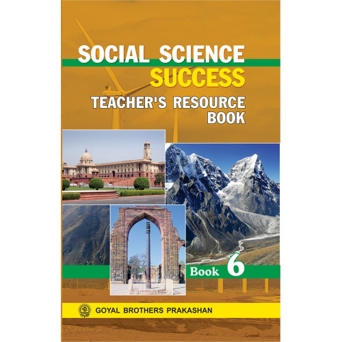Social Science Success Teachers Resource Book 6