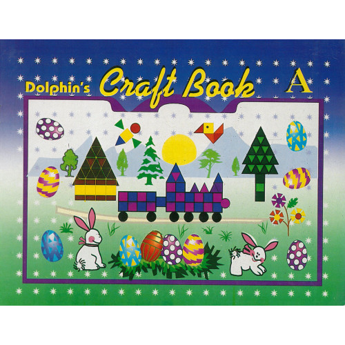 Dolphins Craft Book A
