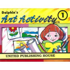 Dolphins Art Activity Part 1