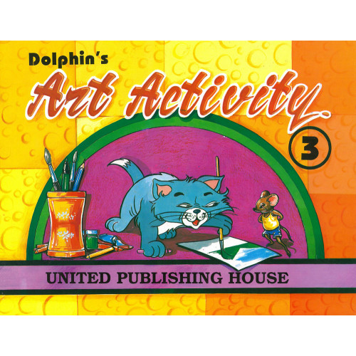 Dolphins Art Activity Part 3