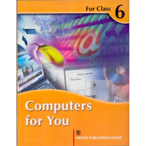 Computers For You Book 6