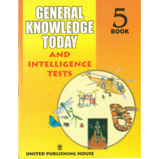 General Knowledge Today And Intelligence Tests Book 5