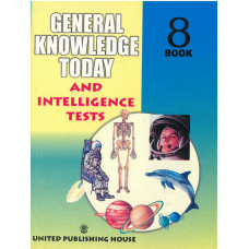 General Knowledge Today And Intelligence Tests Book 8