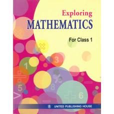 Exploring Mathematics For Class 1