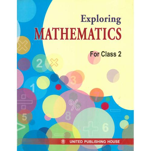 Exploring Mathematics For Class 2