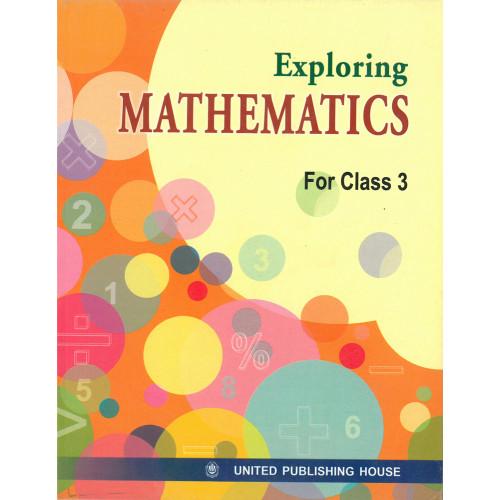 Exploring Mathematics For Class 3