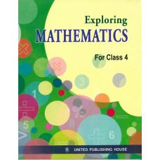 Exploring Mathematics For Class 4